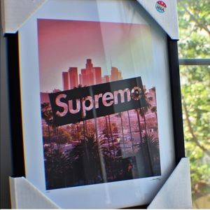 Supreme x Fairchild Paris Los Angeles